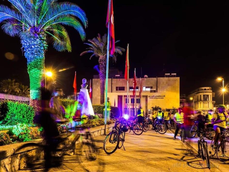 Sousse by bike